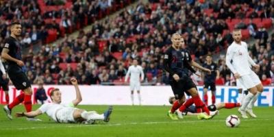 إنجلترا تفوز على كرواتيا 2-1 وتصعد إلى نصف نهائي دوري الأمم الأوروبية