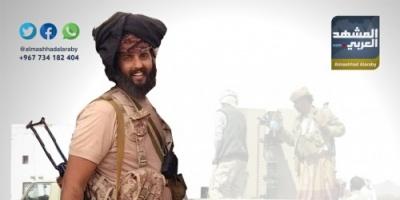""""""" الشهيد فهد غرامة """" نائب قائد الحزام الأمنى بأبين """" انفوجراف"""""""