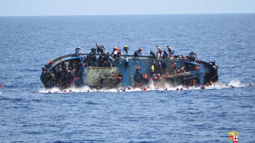 المغرب : 22شخصا مفقودا في غرق مركب هجرة غير شرعية