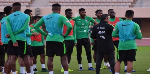 السعودية تستبعد نجمي المنتخب من مباراة الأردن