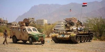 تقدم جديد للجيش باتجاه مواقع الحوثيين في محافظتي تعز وحجة