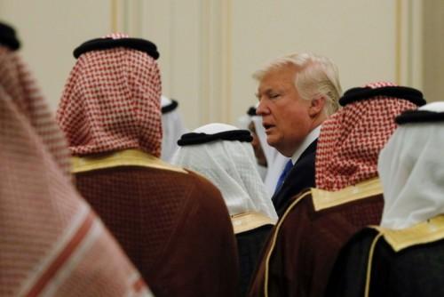 موجهاً صفعة لتركيا وقطر.. ترامب: السعودية حليف رائع ومميز
