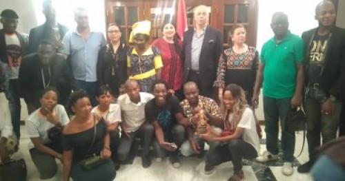 مهرجان الأقصر للسينما الأفريقية يعقد ورش عمل لتدريب الشباب الإيفواري