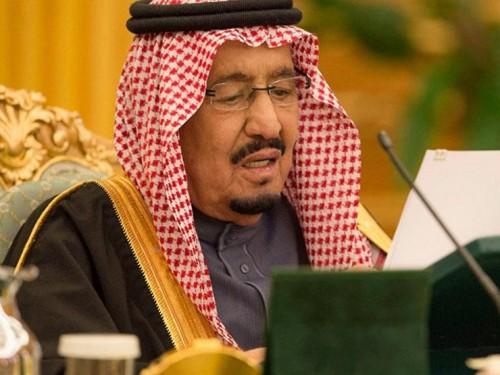 الملك سلمان: ندعم الوصول إلى حل سياسي في اليمن وفق قرار 2216