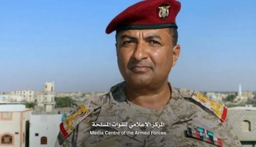 مجلي: الجيش لن يسمح لمليشيا الحوثي بمزيد من العبث في الحديدة