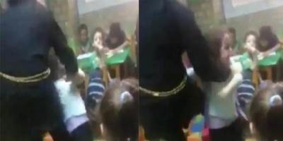تفاصيل جديدة بواقعة تعذيب طفلة بإحدى حضانات مصر