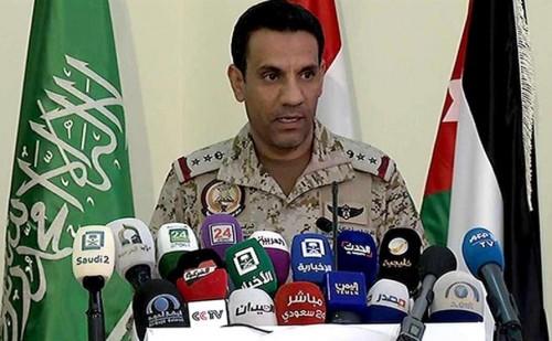 التحالف: مليشيا الحوثي تتعمد تعطيل السفن في ميناء الحديدة