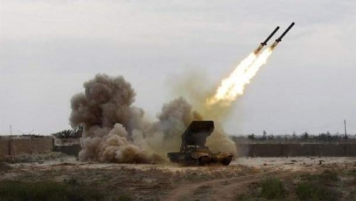 بعد البيان الكاذب.. المليشيا تطلق صاروخا باليستيا بحجة