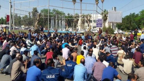 الاضطهادات العمالية لعرب الأحواز بإيران.. أين الرادع ؟