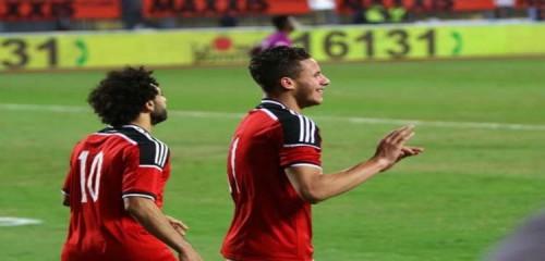 نجما منتخب مصر يوضحان سر علاقتهما الجيدة في برنامج تلفزيوني