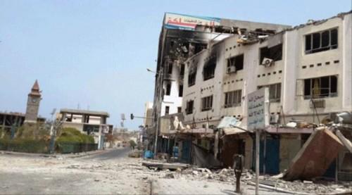 وكيل عدن يعلن موعد إعادة إعمار اليمن