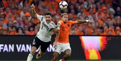 تعرف على تشكيلتي ألمانيا وهولندا في دوري الأمم الأوروبية
