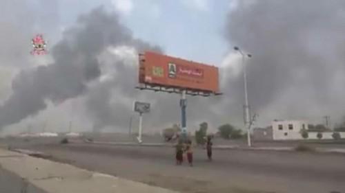 عاجل . اندلاع مواجهات عنيفة بمدينة الحديدة