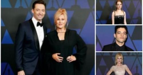 """صور"" شاهد نجوم الفن في حفل Governors Awards"