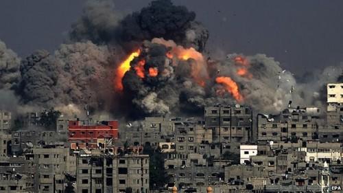 فلسطين تدعو لإعادة إعمار ما دمره الاحتلال الإسرائيلي في غزة