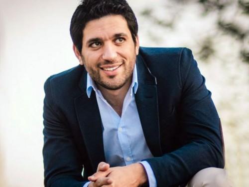 الفنان حسن الرداد يهنئ الأمة العربية بالمولد النبوي