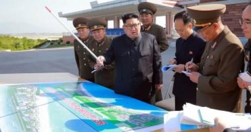 تدمير 10مواقع حدودية بين الكوريتين