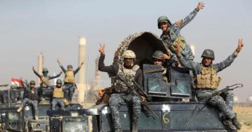 العراق تعتقل إرهابي منفذ تفجير الرمادي