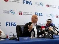 رئيس الفيفا يوجه إنذاراً شديد اللهجة لقطر بشأن كأس العالم