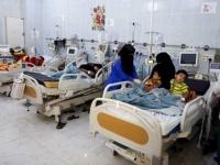 أرقام كارثية عن تفشي الكوليرا بصنعاء «تفاصيل»