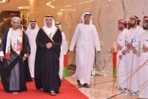 رسمياً.. عمان تُكذب قطر بشأن مغادرة الشيخ عبد الله بن زايد حفل سفارتها