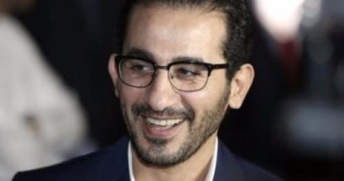 """""""أنت السند"""".. هكذا علق أحمد حلمي على تكريم حسن حسني بمهرجان القاهرة السينمائي"""