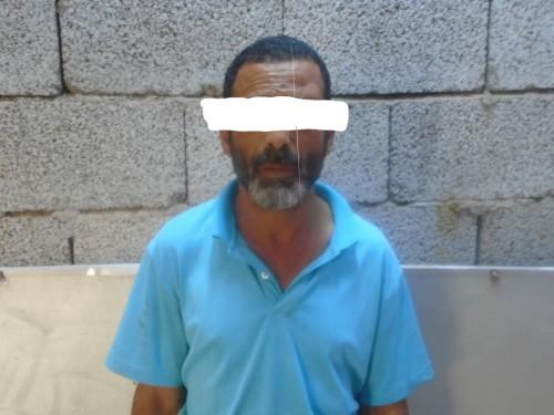 """القبض على قاتل المجني عليه """"هيثم الطويل """" في صبر بلحج"""