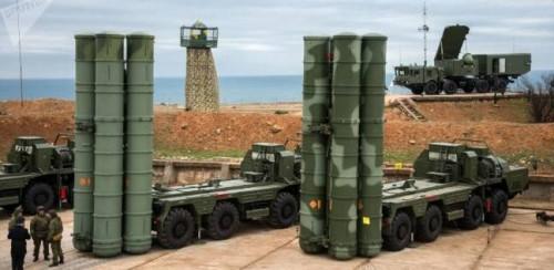 """صحيفة ألمانية: نظام صواريخ """"إس -400"""" فخرا للصادرات الروسية"""