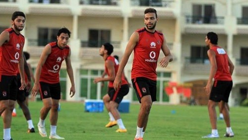 الأهلي المصري يتدرب على ركلات الترجيح استعداداً للوصل