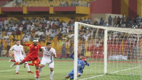 المريخ السوداني يكتسح اتحاد العاصمة الجزائري برباعية في كأس زايد للأندية الأبطال