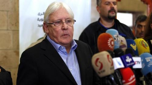 ماذا قال المبعوث الأممي لوزير خارجية المليشيات في صنعاء؟