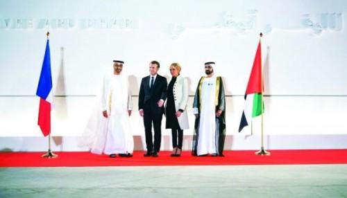 العلاقات الإماراتية الفرنسية ,,شراكة استثنائية