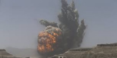 غارات للتحالف تستهدف المليشيا الحوثية بصنعاء