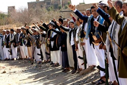 ناشط: إرهاب الزيدية يغتال العقل والفكرة