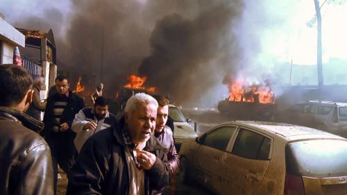 انفجار عبوة ناسفة ومصرع 4 طلاب في العراق