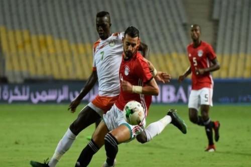 إصابة لاعب منتخب مصر بقطع في السمانة