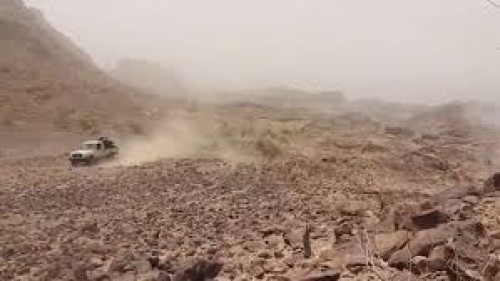 مقتل 48 حوثياً في مواجهات بمديرية باقم في صعدة