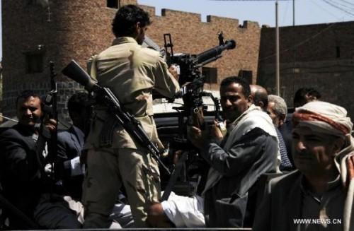 تفاصيل اقتحام مليشيا الحوثي مطعماً بصنعاء واعتقال مرتاديه