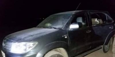 قوات النخبة الشبوانية تضبط سيارة بعد سرقتها بساعات.. تفاصيل