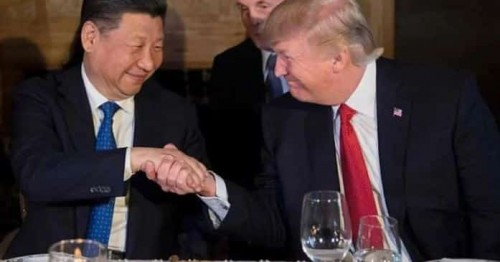 ترامب: إنهاء الحرب التجارية مع الصين أمر وارد