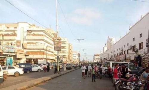 مقتل شاب وسط مدينة الشيخ عثمان بعدن