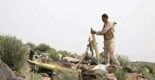 قوات الجيش تسيطر على مواقع في محافظة لحج وتقترب من الراهدة