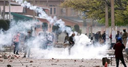 مقتل 6 مسلحين خلال تبادل إطلاق النار مع قوات الأمن بالهند