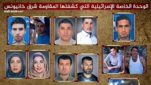 """""""حماس"""" تثير الزعر داخل إسرائيل بنشر صور منفذي """"هجوم غزة"""""""
