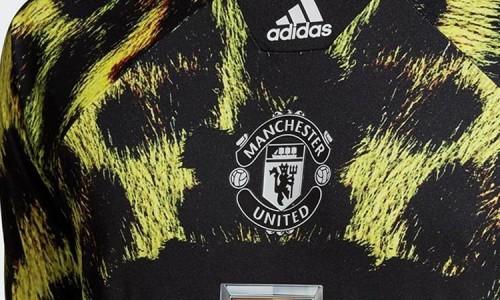 مانشستر يونايتد يطرح قميص جديد للفريق