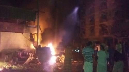 اشتباكات بالرصاص الحي وانفجار قنبلة في الشيخ عثمان بعدن «تفاصيل»