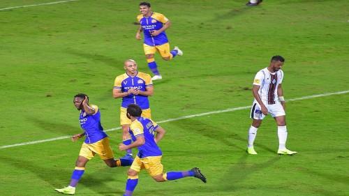 النصر ينتزع فوز صعب على الشباب في الدوري السعودي