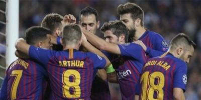 برشلونة يكشف عن قائمة الفريق لمباراة أتليتكو مدريد