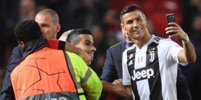 الاتحاد الأوروبي يعاقب مانشستر يونايتد بسبب كريستيانو رونالدو