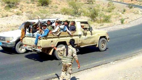لحسم المعركة مع المليشيات..  اللواء 30 مدرع يدفع بتعزيزات عسكرية لجبهات دمت